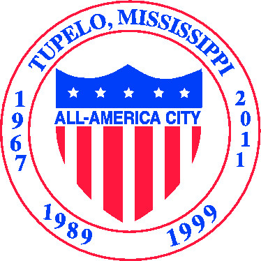 city of tupelo logo color